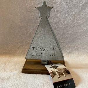 """Rae Dunn """"Joyful"""" Plaque"""